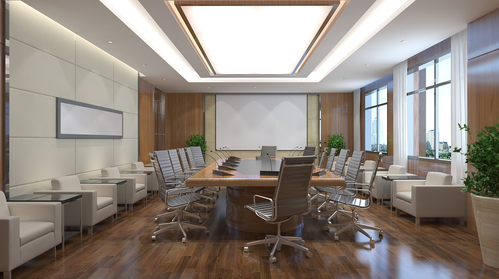 Sala konferencyjna w biurze