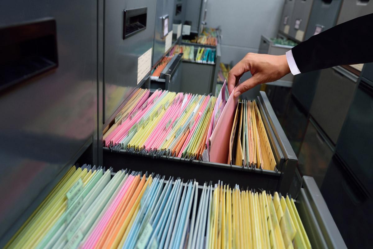 kategorie archiwalne dokumentów