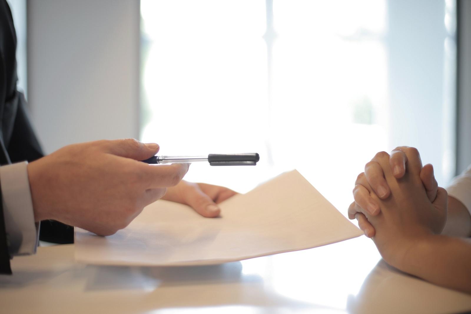 osoba podpisująca kredyt